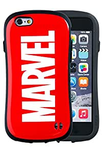 iPhone6s iPhone6 ケース 耐衝撃 カバー MARVEL マーベル iFace First Class 正規品 / ロゴ / レッド