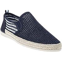 SOLE Dorian Mens Shoes Navy