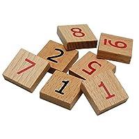 [ウィゲーム]WE Games Sudoku Number Tiles Extra Set of Pieces 49-9432 [並行輸入品]