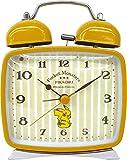 ティーズ Pocket Monsters スクエアツインベルクロック ピカチュウ ふり向き PM-5520046PF