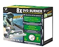 Pacific Digital 8X Dual Format DVD Burner (U-30201) [並行輸入品]