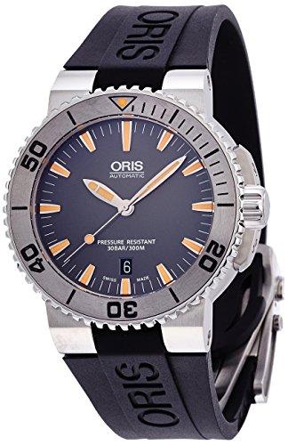 [オリス]ORIS 腕時計 アクイスデイト 733 7653 4158R メンズ 【正規輸入品】...