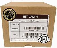Iet Lamps–HITACHI cp-tw3005プロジェクタ用交換ランプアセンブリ元PhilipsバルブInside–180日保証