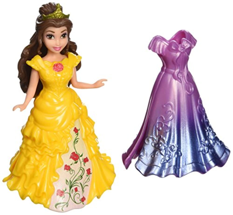 Disney Princess MagiClip Belle Doll [並行輸入品]