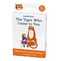 6695 Tiger Who Came To Tea Card Game