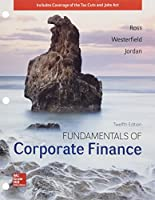 GEN COMBO LL FUNDAMENTALS OF CORPORATE FINANCE; CONNECT ACCESS CARD (Mcgraw-hill Education Series in Finance, Insurance, and Real Estate)