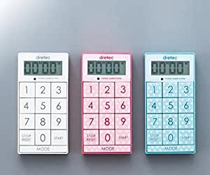 デジタルタイマー T-520PK ピンク