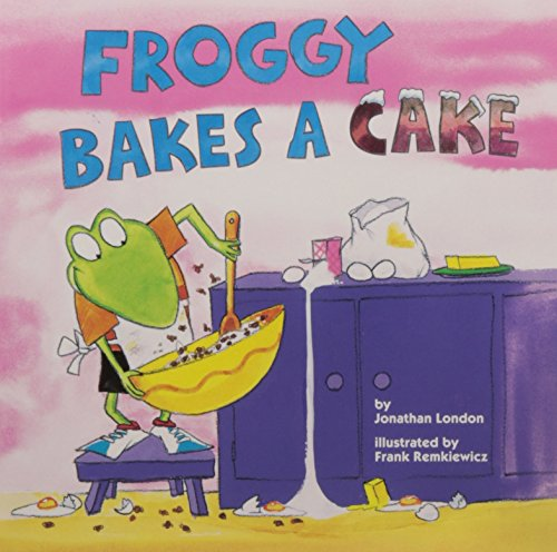 Froggy Bakes a Cakeの詳細を見る