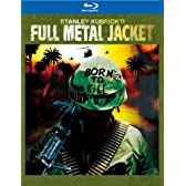 【初回限定生産】フルメタル・ジャケット 製作25周年記念エディション (2枚組) [Blu-ray]