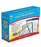 Real World Mats, Grade 3 [並行輸入品]