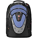 "Wenger Ibex 17"" Laptop Backpack Laptop Backpack, Blue, 600638"
