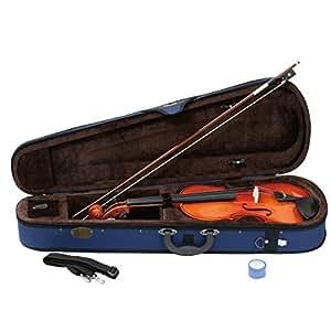 STENTOR バイオリン アウトフィット 4/4サイズ ハードケース、弓、松脂付 SV-120 4/4