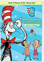 Cat in the Hat S1: Think & Wonder [DVD] [Import]