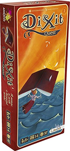 ディクシット2 クエスト (Dixit: 2 Quest) [並行輸入品] ボードゲーム