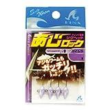 ハヤブサ(Hayabusa) FINA アジング専用ジグヘッド あじロック ケイムラ #10/0.5g FS213-10-0.5