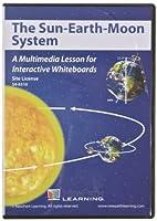 Site License: Multimedia Lesson for Interactive Whiteboards Sun-Earth-Moon (78691) [並行輸入品]