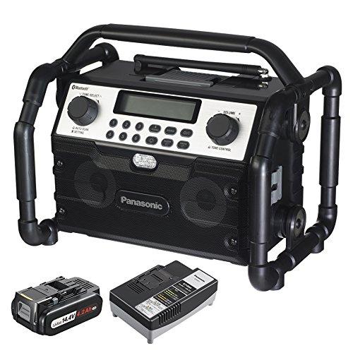 パナソニック(Panasonic) 充電ラジオ&ワイヤレスス...
