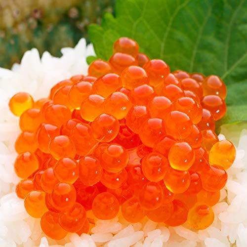 いくら醤油漬け 冷凍 500g 北海道産 鮭子