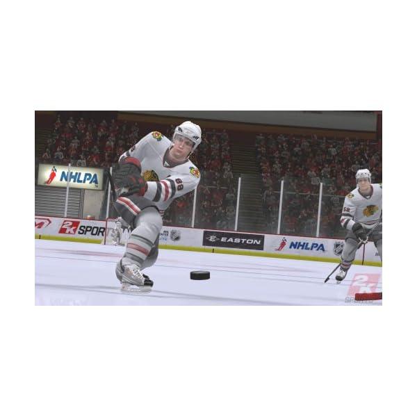 NHL 2K9 - Xbox360の紹介画像6