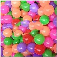 200個ベビーキッドPit ToyゲームSwimプールソフトプラスチック海洋ボール5.5 CM