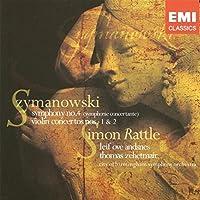 Symphony No.4, Violin Concerto No.1 & 2