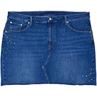 Levi's Women's Pl Deconstructed Skirt