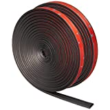 エーモン 静音計画 風切り音防止テープ ドア2枚分 約4.3m 2650