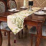 テーブルフラッグ - テーブルクロス、ファブリックホームデコレーション、アメリカンヨーロッパスタイル、テレビキャビネットコーヒーテーブルテーブルクロスシンプルでモダンなファッションテーブルクロス