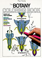 Botany Coloring Book (HarperCollins Coloring Books (Not Childrens))
