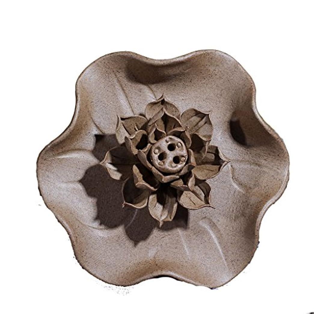 昆虫枯渇するペース(ラシューバー) Lasuiveur 香炉 線香立て 香立て 職人さんの手作り 茶道用品 おしゃれ  木製 透かし彫り