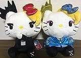 YOSHIKITTY BIGぬいぐるみ 全2種 X JAPAN YOSHIKI ハローキティ サンリオ ラウンドワン限定