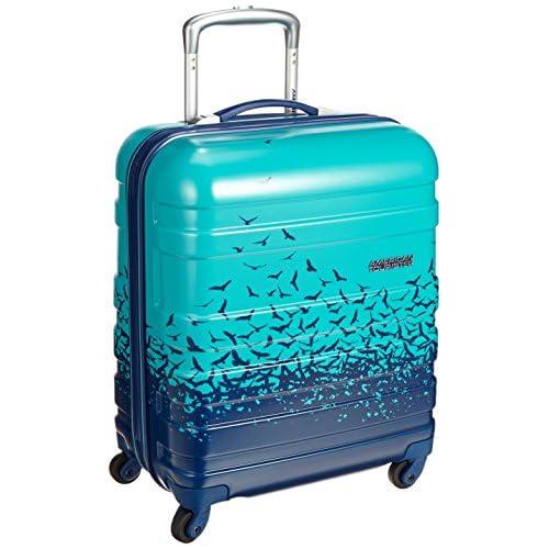 [アメリカンツーリスター] AmericanTourister スーツケース エムブイプラス ハード スピナー50 35L 2.4kg 機内持込可 保証付 31T*31025 31 (フライアウェイブルー)