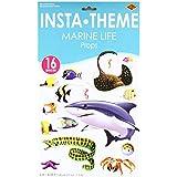 Beistle 52074 Printed Marine Life Props、6