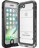 Pelican Marine Waterproof Case for iPhone 7 - Black/clear by Pelican