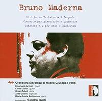 Liriche Du Verlaine/Y Despue by BRUNO MADERNA