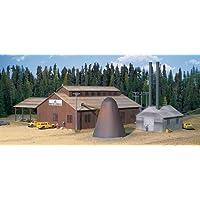 Walthers Cornerstone Series Kit HO Scale Mountain Lumber Company Sawmill