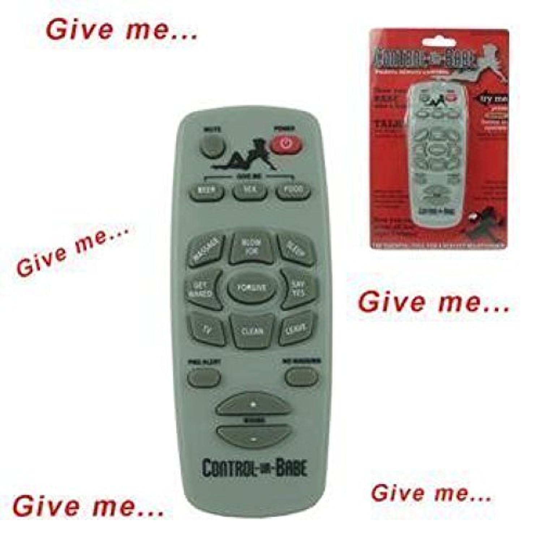 [プレイメーカートイズ]Playmaker Toys Control Your Woman Novelty Talking Remote Control for Adults 6224 [並行輸入品]