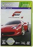 Forza Motorsport 4 Xbox360 プラチナコレクション