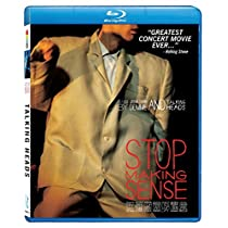 Stop Making Sense [Blu-ray] [Import]