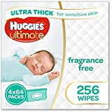 Huggies Ultimate Sensitive Skin Baby Wipes