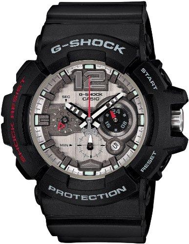 [カシオ] 腕時計 ジーショック ビッグケースシリーズ GAC-110-1AJF ブラック