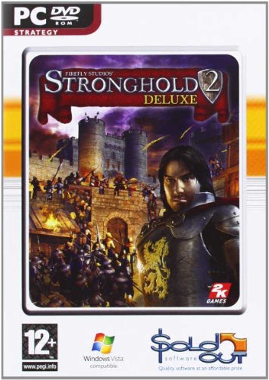 学者購入終点Stronghold 2 Deluxe (PC DVD)