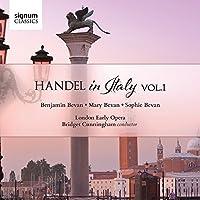Handel: Handel in Italy Vol1