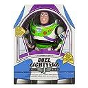 ディズニー US 公式商品 トイストーリー バズライトイヤー 光る しゃべる 様々なアクション満載 トーキング アクション フィギュア 高さ約30cm DISNEY TOY STORY Buzz Lightyear 並行輸入品