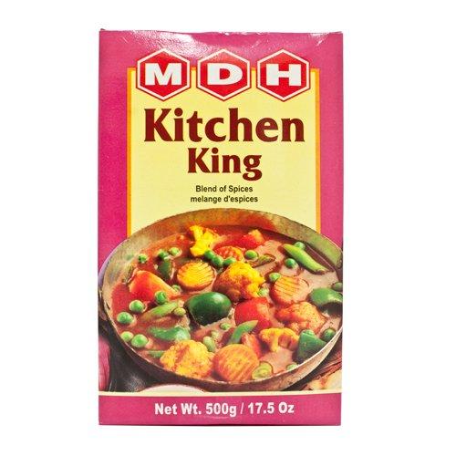 MDH キッチンキング 500g 4箱 Kitchen King 業務用 スパイス ハーブ 香辛料 調味料 ミックススパイス