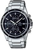 [カシオ]CASIO 腕時計 EDIFICE クロノグラフ 国内メーカー保証1年付き EFR-526DJ-1AJF メンズ