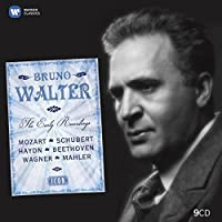 Icon: The Early Recordings by BRUNO WALTER