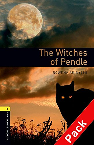 The Witches of Pendle (Oxford Bookworms Library)CD Packの詳細を見る