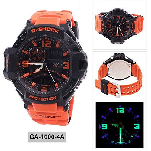 [カシオ]CASIO 腕時計 G-SHOCK SKY COCKPIT スカイコックピット GA-1000-4A [並行輸入品]