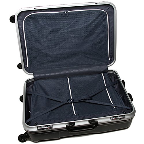 フルボデザイン スーツケース Furbo design FB0811 ディライト超軽量シリーズM 24インチ 4輪 キャリーケース 選べるカラー
